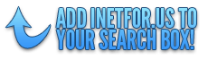 Add inetfor.us to your search box!